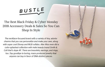 Bustle - Disney•Pixar Holiday Collection