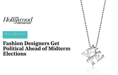 The Hollywood Reporter - Fashion Designers Get Political