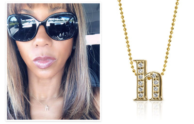 Holly Robinson Peete - Letter H