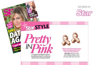 Star Magazine - Pretty in Pink