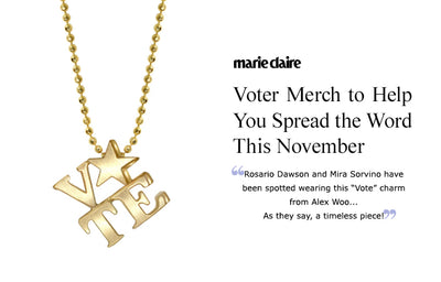 Marie Claire - Spread the Word