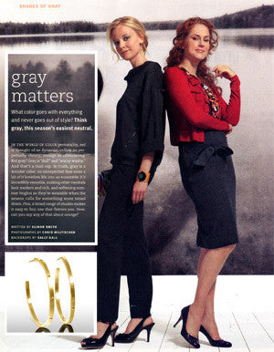 Real Simple - Gray Matters