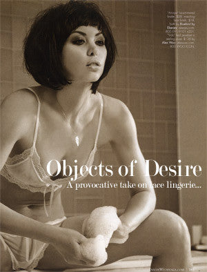 Inside Weddings - Objects of Desire