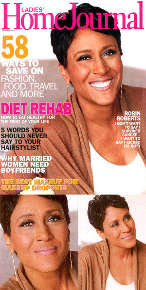 Ladies' Home Journal – Robin Roberts