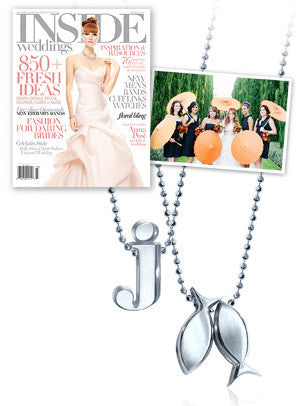 Inside Weddings - Bridesmaid Gifts: Necklaces and Pendants