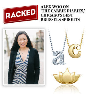 "Racked - Alex Woo on ""The Carrie Diaries,"" Chicago's Best Brussels Sprouts"