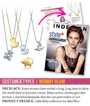InDesign - Customer Types: Mommy Glam