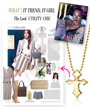 W Magazine - It Trend, It Girl