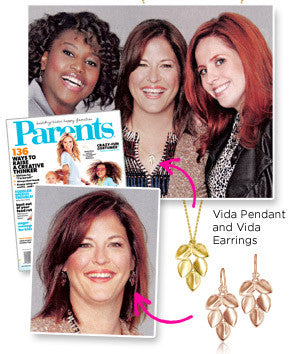 Parents Magazine - How Mommy Got Her Glam Back