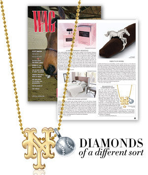 WAG Magazine - Diamonds of a Different Sort