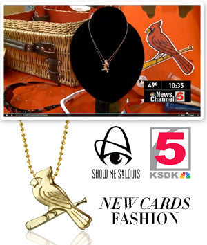 KSDK Channel 5 News - New Cards Fashion