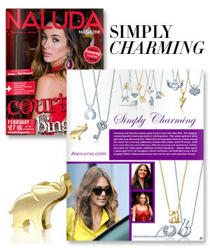 Naluda Magazine - Simply Charming