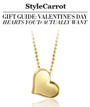Style Carrot - Gift Guide: Valentine's Day Hearts You'd Actually Want