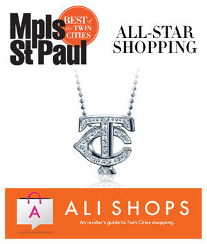 Mpls St Paul Magazine - All-Star Shopping with Ali Shops