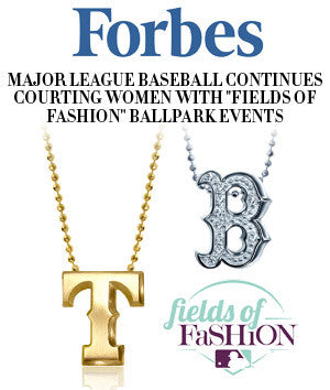 "Forbes - MLB Courts Women with ""Fields of Fashion"" Ballpark Events"
