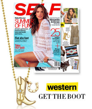 Self Magazine - It's A Thing: Western