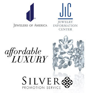 SILVER Promotion Service & Jewelers of America: Affordable Luxury