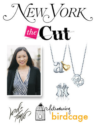New York Magazine, The Cut - Jewelry Phenom Alex Woo Lands in Lord & Taylor's Birdcage