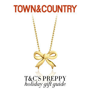 Town & Country - Preppy Holiday Gift Guide