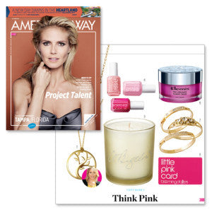 American Way Magazine - Think Pink