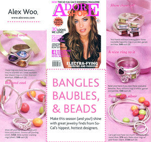 Adore Shop - BANGLES, BAUBLES & BEADS