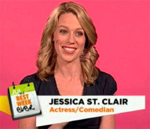 Best Week Ever - Jessica St. Clair
