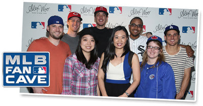 MLB Fan Cave Launch