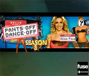 Fuse Network - Willa Ford Hosts 'Pants-Off Dance-Off'