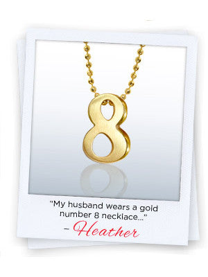 "Heather - ""Husband and Lucky 8s"""