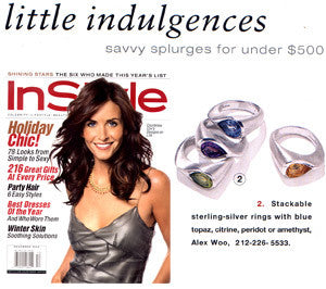 InStyle - Little Indulgences