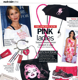 Marie Claire – Pink Ladies