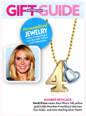 People - Mother's Day Gift Guide: Heidi Klum