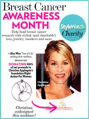 People Style Watch – Breast Cancer Awareness Month