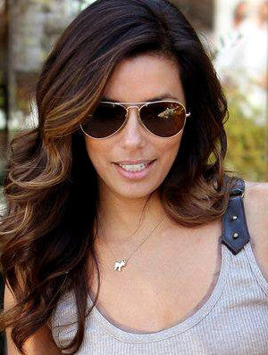 People - Eva Longoria: Mane Attraction