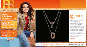 Rachael Ray Show - New Year's Hottest Trends