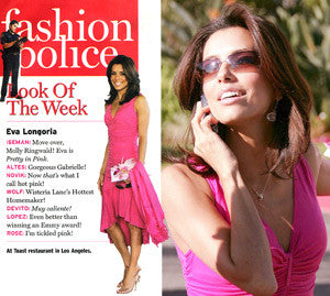 Us Weekly – Look of the Week
