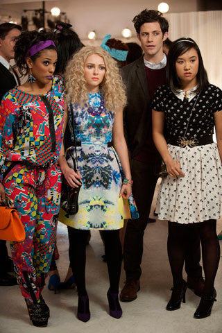 Elle.com - Before the Premiere of 'The Carrie Diaries,' Eric Daman Discusses the Fab '80s Fashion