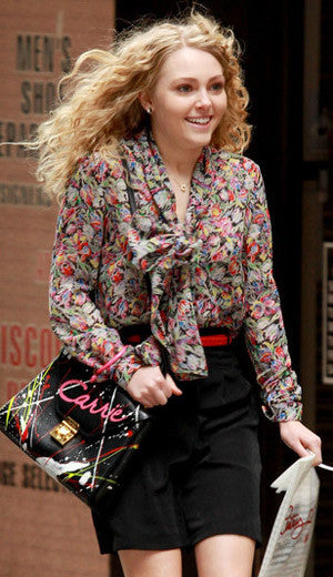OK! Magazine - 'Carrie Diaries' Costume Designer Eric Daman Reveals His Favorite Look From The New Season