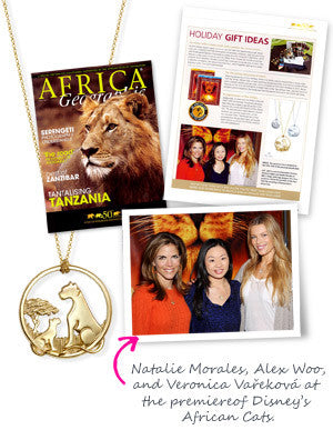 Africa Geographic - Holiday Gift Ideas