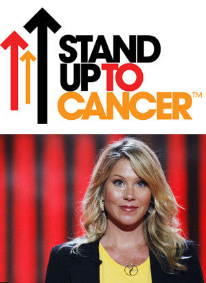 Stand Up To Cancer - Christina Applegate