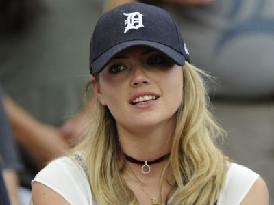 Kate Upton - MLB Detroit Tigers