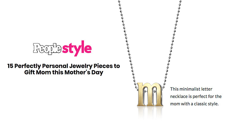 People.com - 15 Perfectly Personal Jewelry Pieces to Gift Mom this Mother's Day