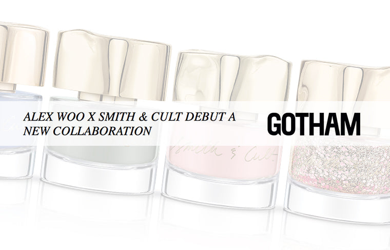 Alex Woo x Smith & Cult Collaboration :: Gotham