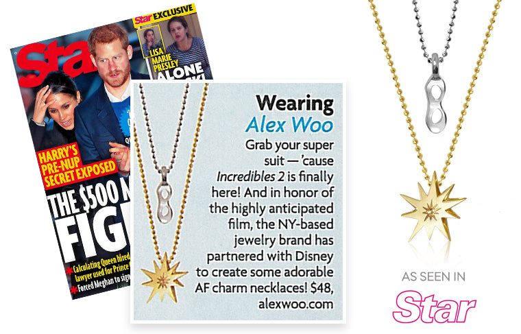 As Seen In Star Magazine :: Wearing Alex Woo :: Disney•Pixar's Incredibles 2
