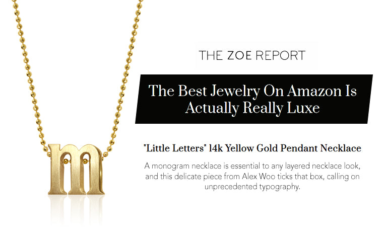 The Zoe Report :: The Best Jewelry On Amazon is Actually Really Luxe
