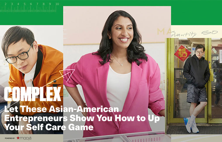 Complex - Let These Asian American Entrepreneurs Show You How to Up Your Self Care Game