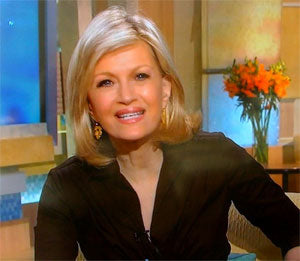 Diane Sawyer Good Morning America