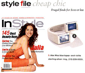 InStyle March 2001