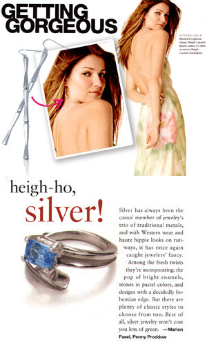 InStyle April 2002