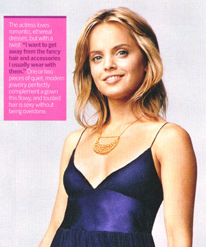 Mena Survari Lucky January 2006